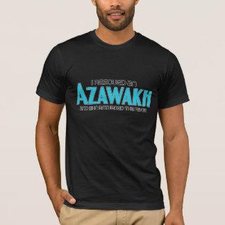 I Rescued an Azawakh (Female Dog) T-Shirt
