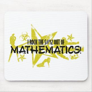 I ROCK THE S#%! - MATHEMATICS MOUSEPAD