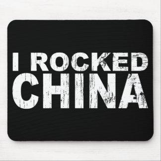 I Rocked China Mouse Pad