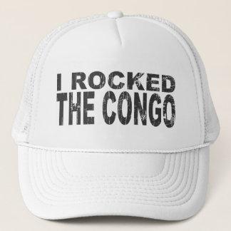 I Rocked the Congo Trucker Hat