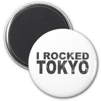 I Rocked Tokyo Magnet