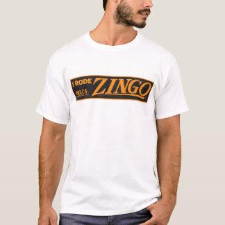 """""""I Rode Zingo!"""" T-Shirt"""