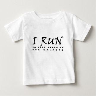 I run baby T-Shirt