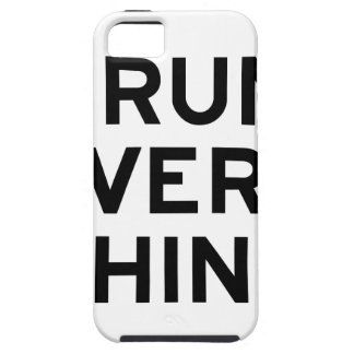 I Run Every Thing iPhone 5 Covers