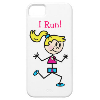 I Run! iPhone 5 Cover