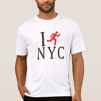 I run NYC T-Shirt