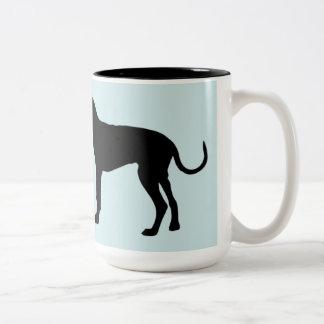 I run on coffee and kisses mug