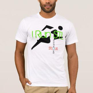 I Run STL T-Shirt