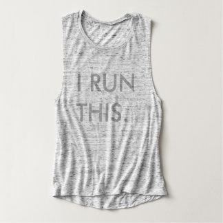 I RUN THIS. SINGLET