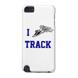 I Run Track iPod Touch (5th Generation) Cover