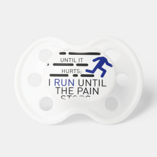 I Run Until The Pain Stops Dummy
