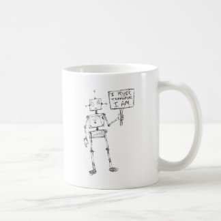 I Rust, Therefore, I Am... Coffee Mug