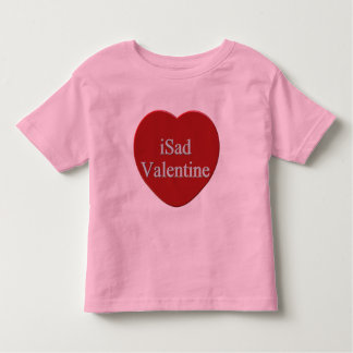 I Sad Valentines Day T-shirts and Gifts