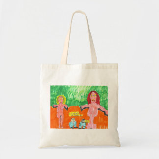 I Said I Get the Blonde One Canvas Bags
