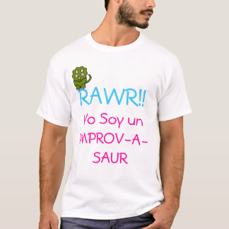 I SAID RAWR 2 T-Shirt