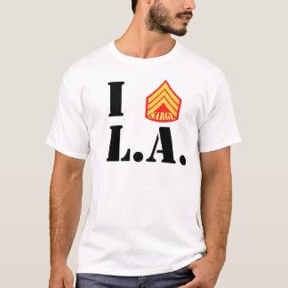 I Sarge LA T-Shirt