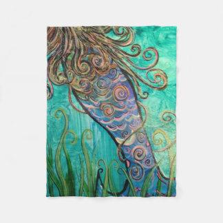 I saw a Mermaid Fleece