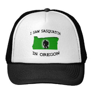 I Saw Sasquatch In Oregon Hats