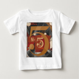 I Saw the Figure 5 in Gold Baby T-Shirt