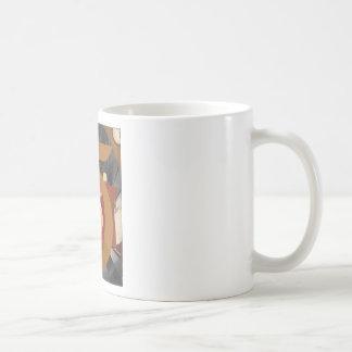 I Saw the Figure 5 in Gold Coffee Mug