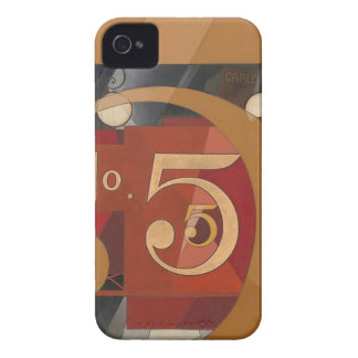 I Saw the Figure 5 in Gold iPhone 4 Covers