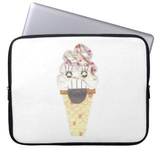 I Scream 15 Inch Laptop Sleeve