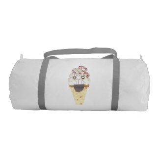 I Scream Duffle Gym Bag