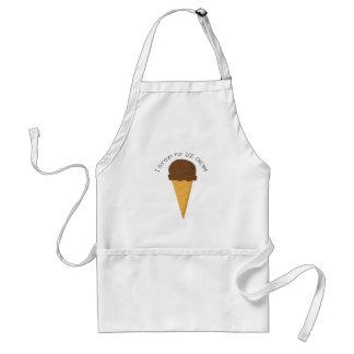 I Scream For Ice Cream Apron