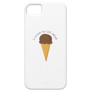 I Scream For Ice Cream iPhone 5 Cases