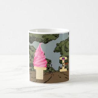 I Scream for Ice cream Coffee Mug