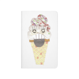 I Scream Pocket Journal