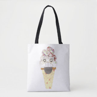 I Scream Tote Bag