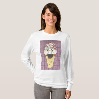 I Scream Women's Jumper T-Shirt