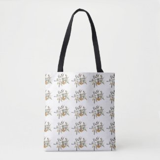 I Sea Stars And Shells Tote Bag
