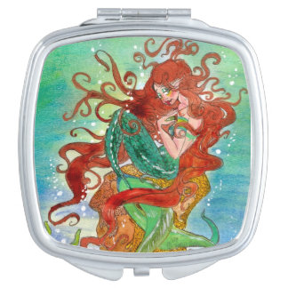 I SEA You Compact Mirror