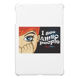 I See Ambo People iPad Mini Cases