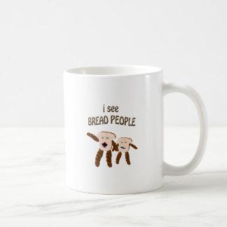 I see bread people coffee mug