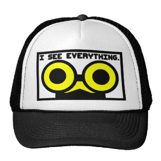 I See Everything. Critter Cap