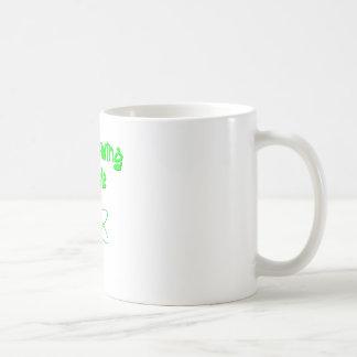 I See Glowing People Coffee Mug