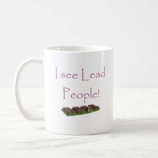 I see Lead People 2 Mug