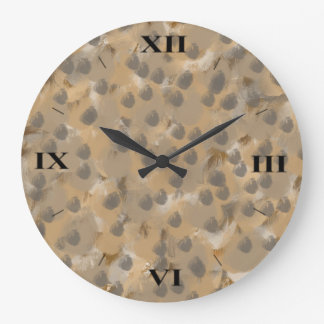 I See Spots Wall Clock by Julie Everhart