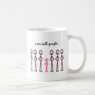 I See Tall People Coffee Mug