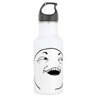I see what you did there - meme 532 ml water bottle
