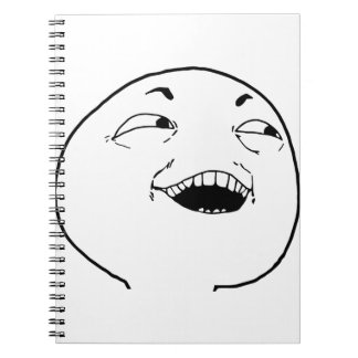 I see what you did there - meme note books