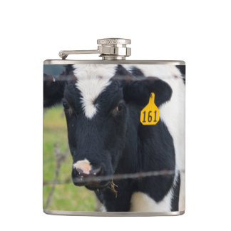 I See You Hip Flask