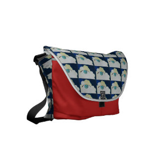 I See You Messenger Courier Bags