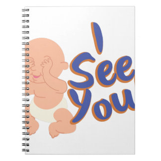 I See You! Note Book