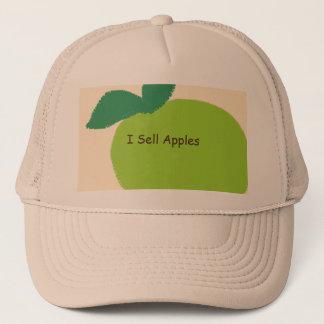 'I Sell Apples' Trucker Hat