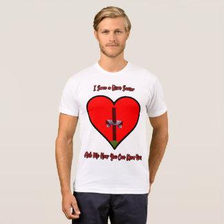I Serve a Risen Savior Christian T-Shirt