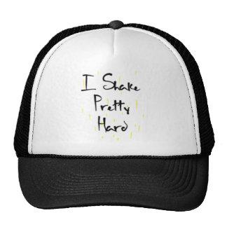 I Shake Pretty Hard Trucker Hat
